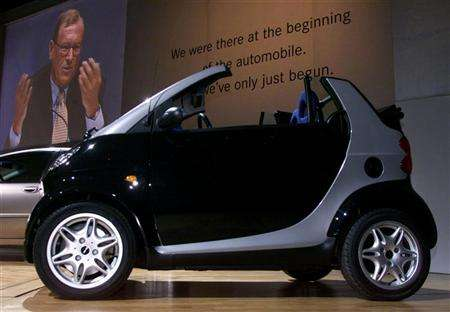 Yet Another Story About Damiler Chrysler Leaning Towards Ing Smart Cars In The Us Come On Already How Hard Is This Decision